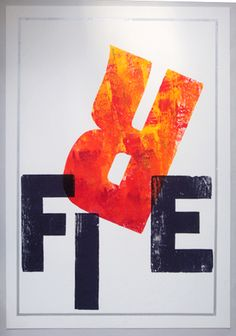 alan kitching – nt poster.. I think that somehow.. because its done by hand letterpress easily lends itself to thinking much more about the composition and colour.. to me anyway