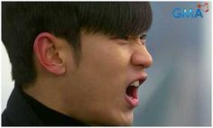 Dont be too angry my honey.. Your ears turns red.. Kim soo hyun