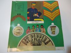 The Beatles Sgt Peppers Lonely Hearts Club Band Original Album Artwork by POPWILDLIFE, $19.99