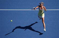 Open d'Australie: Maria Sharapova ne s'essouffle pas - http://www.andlil.com/open-daustralie-maria-sharapova-ne-sessouffle-pas-81134.html