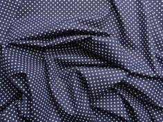 Spotty cotton poplin dress fabric Poplin Dress, Poplin Fabric, Fabric Swatches, Dressmaking, Sewing Tutorials, My Style, Cotton, Beautiful, Things To Sell