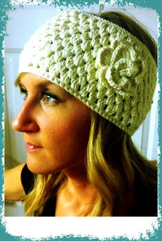 Boho Chic knit headband by Krochet Kids International