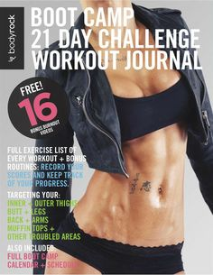 Click here to get your challenge guide & ramp up your workouts with these burnouts!