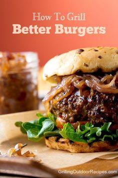 how to burger pin