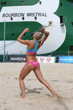 SWATCH Beach Volleyball Major Series FIVB, Stavanger 2015.