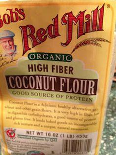 healthy flour alternative, gluten free