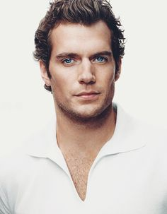 "Henry Cavill ""Superman: Man of Steel"". He is literally a perfect human being."