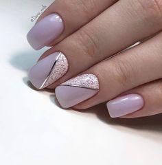 Shellac Nails, Manicures, Acrylic Nails, Stiletto Nails, Violet Nails, Purple Nails, Chic Nails, Stylish Nails, Nagellack Design
