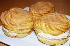 Veterníky - s karamelovou polevou Dessert Recipes, Desserts, Peanut Butter, Vegan, Cookies, Food, Drinks, Hampers, Tailgate Desserts