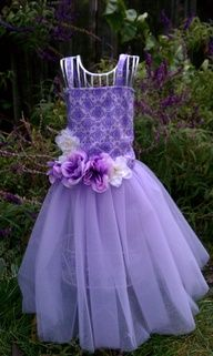 shabby chic crafts on bing | flower girl dress Made to Order by ritarebellodesigns on Etsy, $50.00