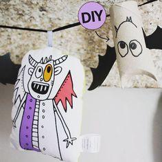 DIY chauve-souris avec rouleau papier WC Instagram de @lecoindescreateurs