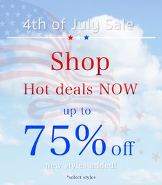 #4thofJuly #FourthofJuly #Sale #discounts #jewelry #salejewelry #discountjewelry #designerjewelrysale