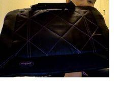 small laptop case like purse. premium auction