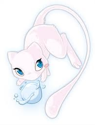 Mew Her(SMP) favorite Pokemon