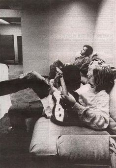 Curt Cobain & Nirvana
