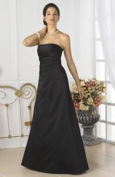 This A-line Strapless  Satin Floor-length Bridesmaid Dresses 02736 is made of Satin. It is available in many colors (check the Color Chart). The standard size is from size  2 to 28 . Please consult the  Size Chart and Measuring Guide  to determine which size you should select. We also offer custom tailor service if the standard size doesn't suit you best. Please enter your measurements in the Custom Size column. Whether you choose the standard size or custom size, all Bridesmaid Dresses are…