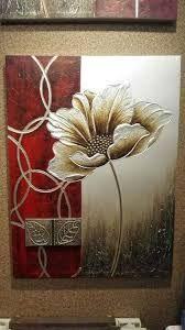 Flower art diy pictures Ideas for 2019 Texture Art, Texture Painting, Glue Art, Mural Art, Wall Mural, Wall Art, Flower Pictures, Acrylic Art, Flower Art