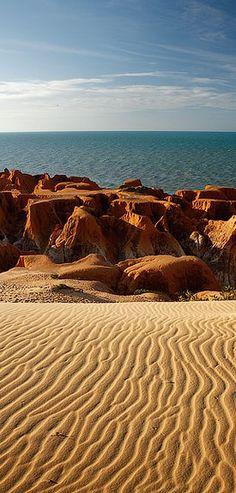 Morro Branco Labirinto das falésias - Ceará - Brasil