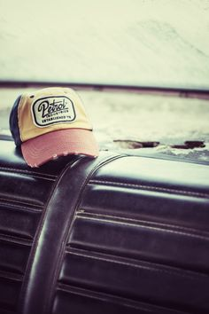 Cap #PetrolIndustries #Men #Collection #Spring #Summer