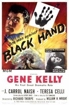 black hand 1950