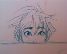 Big Hero 6 so cute!<<< I thought this was Nico at first...