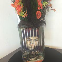 Zuid Nederlands kampioenschap bloemschikken thema van Gogh Parijs