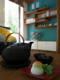 """Picture from """"Nihon no Kanji"""" - project by interiordelight. A Japanese inspired home Nihon, Design Projects, Kitchen Appliances, Interior Design, Japanese, Inspiration, Inspired, Home, Diy Kitchen Appliances"""
