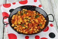 CAIETUL CU RETETE: retete cu naut Chorizo, Falafel, Chana Masala, Gluten Free, Breakfast, Quinoa, Ethnic Recipes, Drinks, Food