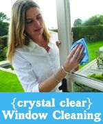 e-cloth specialty microfiber for shiny, streak-free windows. No chemicals required.