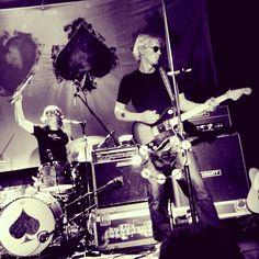 Sloan's Chris Murphy & Andrew Scott #sloanmusic #canada #hfxnshc #sloan #commonwealth