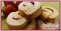 COOKIES ΣΤΡΟΒΙΛΑΚΙΑ ΜΑΡΜΕΛΑΔΑΣ https://www.facebook.com/media/set/?set=a.1685873524995802.1073741873.1662020517381103&type=3 Λαχταριστά και πολύ εύκολα Cookies με γέμιση μαρμελάδας φράουλας ή όποια άλλη γεύση επιθυμείτε !  Δε σταματάς  να τα τρως !!!