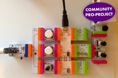 Check out this littleBits project! Sequence recorder
