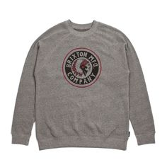 Brixton Rival Crew Fleece | Brixton Ltd for sale at US Outdoor Store