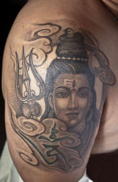 Shiva Tattoo | Lord Shiva tattoo