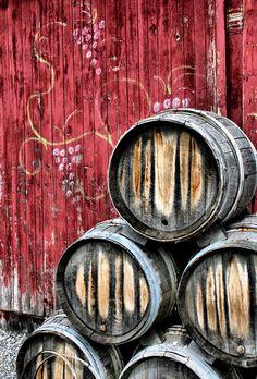 """""""Wine Barrels"""""""