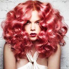 Color Inspiration  Tag Source #iluvyourhair #ilyh #hairinspiration #ilyhcolor #bold #fierce #glam