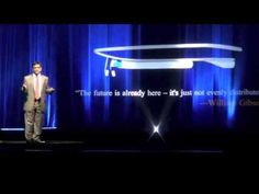 3D Holographic Power Point Presentation at ASE 2013 - YouTube