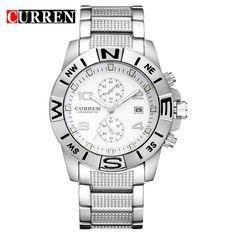 CURREN 8038 Watches Men Luxury Business Watches Casual Watch Quartz Watches relogio masculino