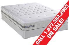 Sealy Posturepedic mattress Excitement Plush Queen $999.00