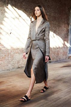 View the The Row Spring 2015 RTW collection. See photos and video of the S2015RTW runway show. The Row