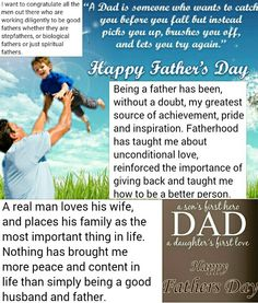 """""""Happy Father's Day"""""""