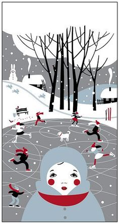 Happy Winter: Maria Zaikina, ( Suzy_Yes).