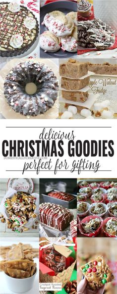 So many great Christmas goodies you can gift!