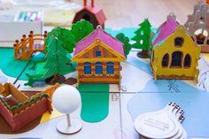 Construiește și tu acasă o lume a poveștilor și a jocurilor pentru copilul tău! Gingerbread, Blog, Ginger Beard, Blogging