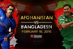 Bangladesh faced Afghanistan in their opening game of the ICC World Cup 2015 at the Manuka Oval, Canberra. Afghanistan bowlers dominated early in the… Icc Cricket, Cricket News, World Cup Live, Live Cricket Streaming, Live Stream, Cricket World Cup, Cricket Match, Latest Stories, New Trailers