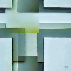"Saatchi Art Artist Igor Bajenov; Painting, ""Abstract-moderno-minimalista ..."" #art"