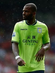Darren Bent is the key to Aston Villa's English Premier League campaign Football Icon, Football Love, World Football, Football Players, Fantasy Football Game, Nottingham Forest, Best Club, English Premier League, Aston Villa