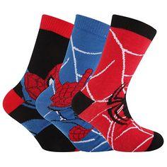 Marvel Spiderman Boys Soaks