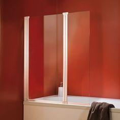 schulte schulte badewannenfaltwand 1 teilig 1300 mm. Black Bedroom Furniture Sets. Home Design Ideas