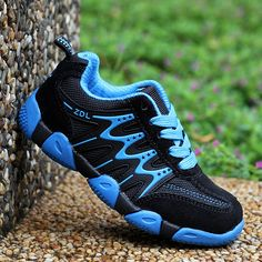 Autumn Brand New Leather Kids Shoes Boys Girls Sports Shoes Casual Running Shoes Breathable Comfortable Kids Sneakers Girls